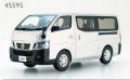 [予約]EBBRO (エブロ) 1/43 ★日産 NV350 CARAVAN Van DX (2012) シルバー