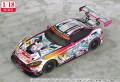 [予約]グッドスマイルレーシング 1/18 グッドスマイル 初音ミク AMG 2021 SUPER GT参戦100戦記念 Ver.