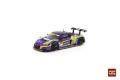 POP RACE 1/64 Super GT 2020 #33 エヴァ RT 初号機 X Works R8