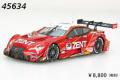 [予約]EBBRO (エブロ) 1/43 ◆ZENT CERUMO LC500 SUPER GT GT500 2018 No.38
