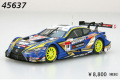 [予約]EBBRO (エブロ) 1/43 ◆WedsSport ADVAN LC500 SUPER GT GT500 2018 No.19