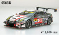 [予約]EBBRO (エブロ) 1/43 ◆GAINER TANAX triple a GT-R SUPER GT GT300 2018 No.10 【レジン】