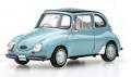 [予約]EBBRO (エブロ) 1/43 ★スバル 360 1958 ブルー ※レジン製