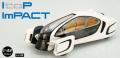 [予約]EBBRO (エブロ) 1/43 ◆I to P Impact Concept car ホワイト 【レジン】