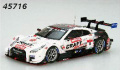 EBBRO (エブロ) 1/43 ◆CRAFTSPORTS MOTUL GT-R SUPER GT GT500 2019 No.3