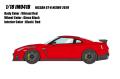 [予約]IDEA(イデア) 1/18 日産 GT‐R NISMO 2020 バイブラントレッド