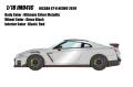 [予約]IDEA(イデア) 1/18 日産 GT‐R NISMO 2020 アルティメイトメタルシルバー