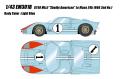 """[予約]EIDOLON (アイドロン) 1/43 GT40 Mk.2 ルマン24h 1966 """"シェルビーアメリカン"""" 2位 No.1"""
