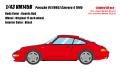 [予約]VISION (ヴィジョン) 1/43 ポルシェ 911 (993) カレラ4 1995 ガーズレッド (限定40台、国内販売20台)