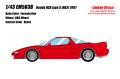 [予約]EIDOLON (アイドロン) 1/43 ホンダ NSX タイプS (NA2) 1997 フォーミュラレッド (限定50台、国内販売25台)