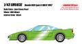 [予約]EIDOLON (アイドロン) 1/43 ホンダ NSX タイプS (NA2) 1997 ライムグリーンパール (限定50台、国内販売25台)