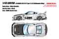 [予約]EIDOLON (アイドロン) 1/43 LB ワークス GT-R タイプ1.5 (シルエットワークスウィング) メタリックホワイト/ブラックストライプ (限定60台、国内販売30台)