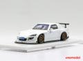 [予約]onemodel 1/64 Honda S2000 Spoon Street Version White