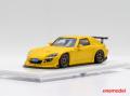 [予約]onemodel 1/64 Honda S2000 Spoon Street Version Yellow