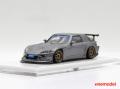 [予約]onemodel 1/64 Honda S2000 Spoon Street Version Charcoal Gre