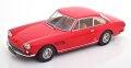 [予約]KK Scale 1/18 Ferrari 330 GT 2+2 1964 red with beige interieur