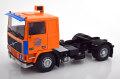 [予約]ROAD KINGS 1/18 Volvo F12 1977 orange/blue Deutrans