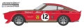 グリーンライト 1/64 Tokyo Torque Series 6  - 1972年 ダットサン 240Z #12 Super Samuri 'Big Sam'