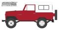 グリーンライト 1/64 Tokyo Torque Series 7 - 1971 Nissan Patrol (60) - Red