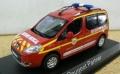 [予約]NOREV(ノレブ) 1/43 プジョー パートナー (2010) 救急車 ※再受注