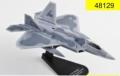 イタレリ 1/100 F-22 アメリカ空軍 7th FS, 49th FW, ホルマン空軍基地