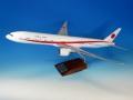 [予約]全日空商事 1/100 777-300ER N509BJ 次期政府専用機 デスクトップモデル