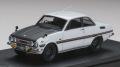 MARK43(マーク43) 1/43 いすゞ ベレット GT タイプR(PR91W) スポーツホイール マグノリアホワイト