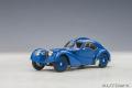 [予約]AUTOart (オートアート)  1/43 ブガッティ タイプ57SC アトランティック 1938 (ブルー/ワイヤースポークホイール)