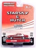 グリーンライト 1/64  『刑事スタスキー&ハッチ』 1976 フォード グラントリノ [クロームレッド] ※並行輸入品