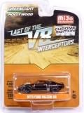 [予約]グリーンライト 1/64   『ラスト・オブ・ザ・V8 インターセプター』 1973 フォード ファルコン XB [クロームブラック] ※並行輸入品