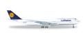 """[予約]herpa wings 1/500 747-8i ルフトハンザ航空 D-ABYC """"Sachsen"""""""