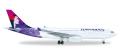 "herpa wings 1/500 A330-200 ハワイアン航空 N373HA ""Kukalani'ehu"""