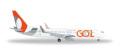 herpa wings 1/500 737-800 ゴル航空 新塗装 PR-GXZ