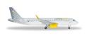 "herpa wings 1/500 A320 ブエリング航空 EC-MES ""Leonardo da Vueling"""