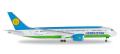 herpa wings 1/500 787-8 ウズベキスタン航空 UK78701