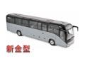 [予約]NOREV(ノレブ) 1/43 イヴェコ Bus Magelys Euro VI 2014 シルバー