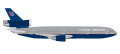 """[予約]herpa wings 1/500 DC-10-30 ユナイテッド航空 """"Battleship"""" N1858U"""