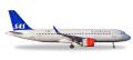 """[予約]herpa wings 1/500 A320neo SAS スカンジナビア航空 LN-RGL """"Sol Viking"""""""