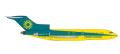 """[予約]herpa wings 1/500 727-100 トランスブラジル航空 """"Energia Petrolífera"""" PT-TCB"""