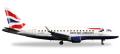 [予約]herpa wings 1/500 E170 ブリティッシュエアウェイズ Cityflyer G-LCYG