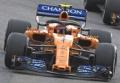 [予約]MINICHAMPS(ミニチャンプス) 1/43 マクラーレン ルノー MCL33 ストフェル・バンドール アブダビGP 2018 F1ラストレース 限定 218pcs