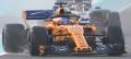 [予約]MINICHAMPS(ミニチャンプス) 1/43 マクラーレン ルノー MCL33 フェルナンド・アロンソ アブダビGP 2018 F1ラストレース 限定 518pcs