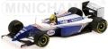 [予約]MINICHAMPS(ミニチャンプス) 1/18 ウィリアムズ ルノー FW16 アイルトン・セナ ブラジルGP 1994