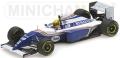 [予約]MINICHAMPS(ミニチャンプス) 1/18 ウィリアムズ ルノー FW16 アイルトン・セナ サンマリノGP 1994