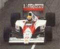 [予約]MINICHAMPS(ミニチャンプス) 1/43 マクラーレン ホンダ MP4/5B アイルトン・セナ USA GP 1990 ウィナー