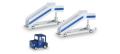herpa wings 1/200 空港ジオラマアクセサリー タラップ/牽引車付2台セット