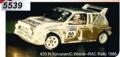 [予約]SunStar(サンスター) 1/18 MG Metro 6R4 1986年RAC Rally #20 H.Toivonen/C.Wrede