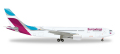 herpa wings 1/200 A330-200 ユーロウイングス
