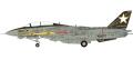 [予約]herpa wings 1/200 アメリカ海軍 F-14A VF-33 Starfighters シドラ湾 1986年3月