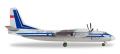 [予約]herpa wings 1/200 An-24RV アエロフロート航空 CCCP-46466